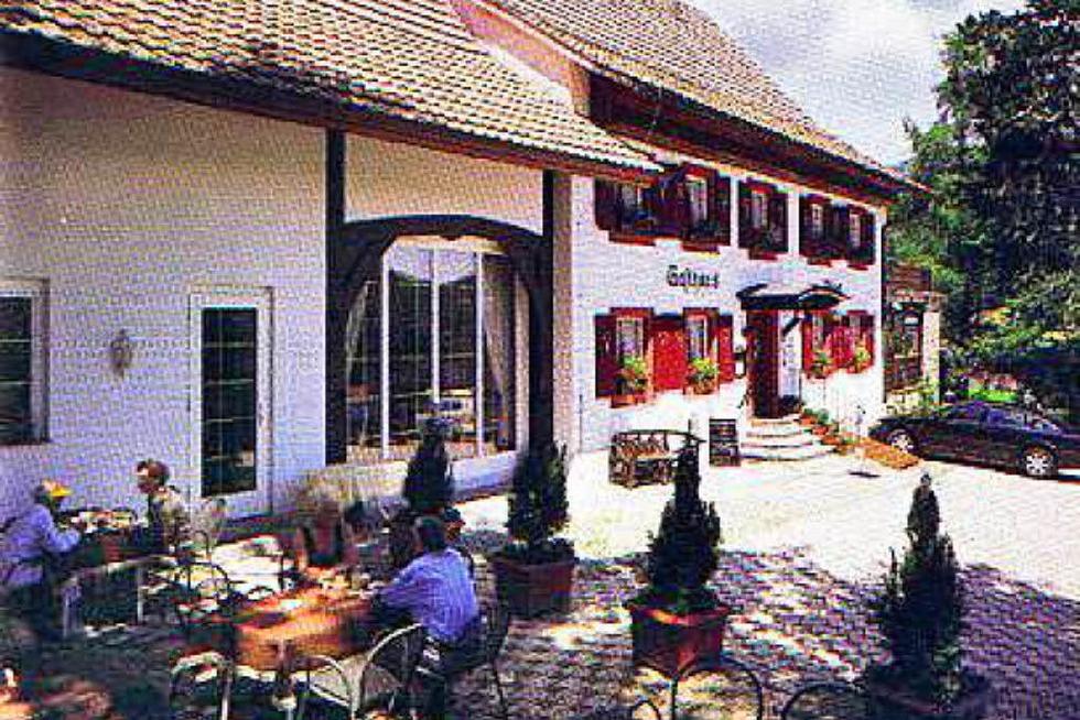 Landgasthof Zum Pflug Endenburg - Steinen