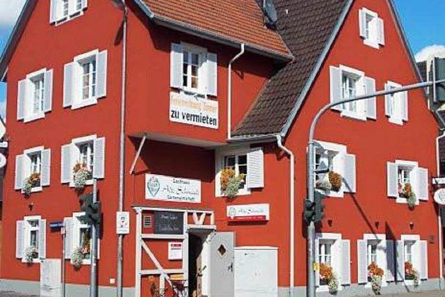 Steakhaus Alte Schmiede (Köndringen)