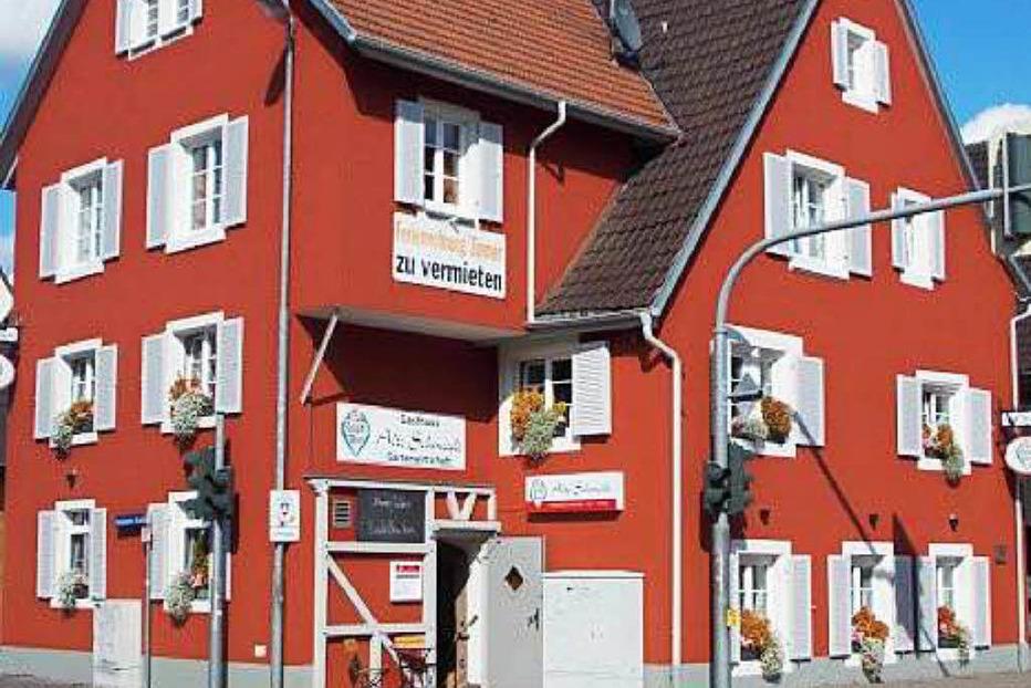 Steakhaus Alte Schmiede (Köndringen) - Teningen