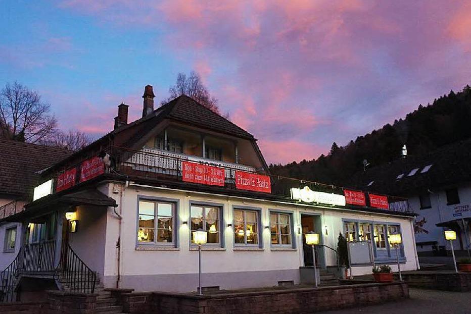 Ratsst�ble - Hotel und Pizzeria - Todtmoos