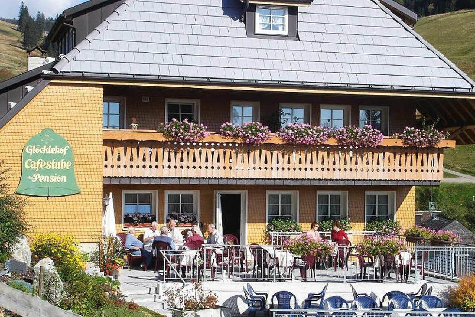 Cafestube Pension Glöcklehof Todtnauberg - Todtnau