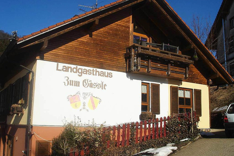Gasthaus Zum Gässle (Gresgen) - Zell im Wiesental