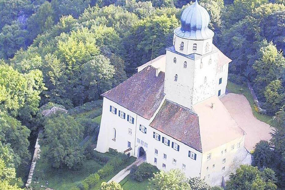 Schloss Hohenlupfen - St�hlingen