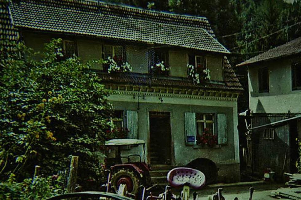 Müllerhof (Suggental) - Waldkirch