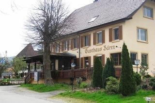 Gasthaus B�ren (Siensbach)