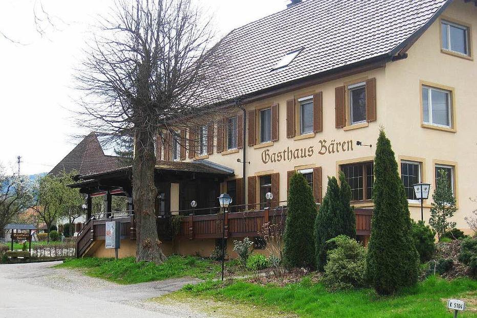 Gasthaus Bären (Siensbach) - Waldkirch