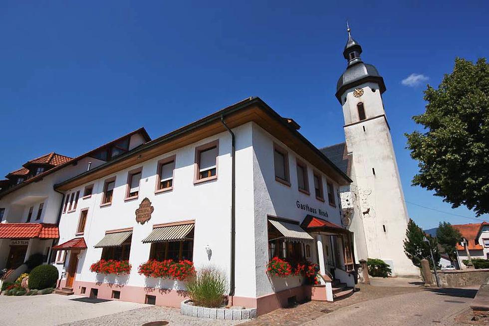 Gasthaus Hirsch - Berghaupten