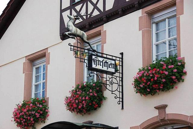 Gasthaus Hirschen (Britzingen)