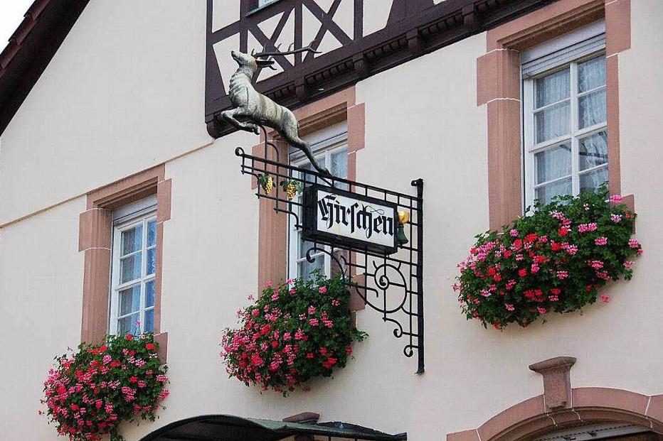 Gasthaus Hirschen (Britzingen) - Müllheim