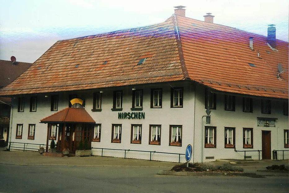 Gasthaus Hirschen - Oberried