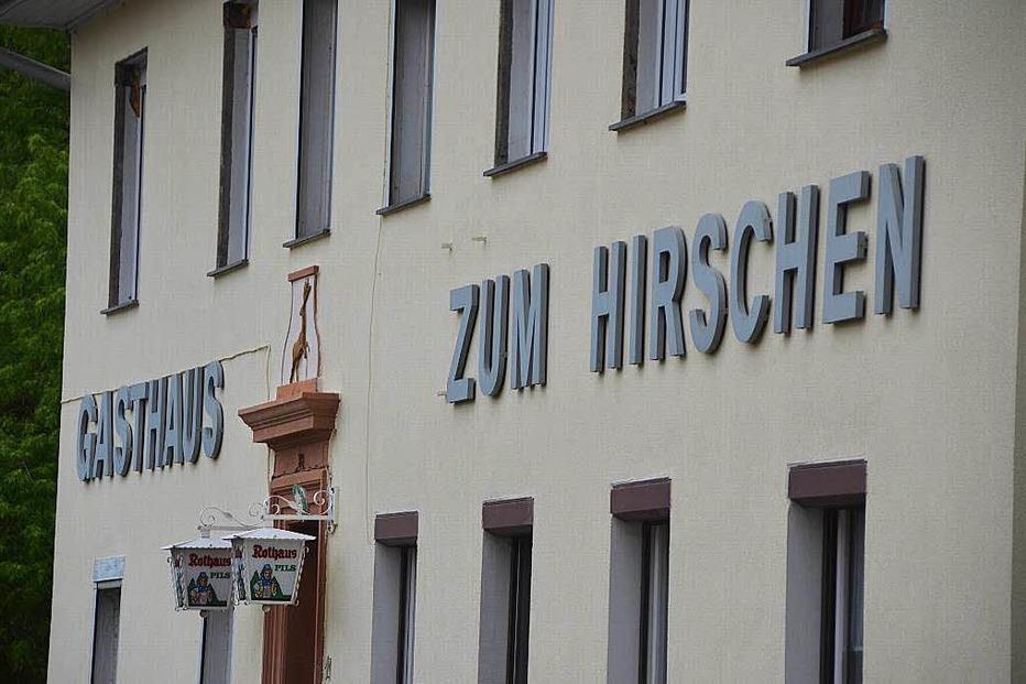 Gasthaus Hirschen (Dossenbach) - Schwörstadt