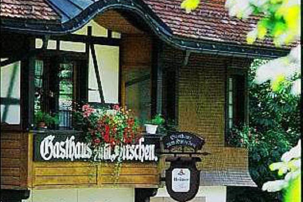 Gasthaus Hirschen (Brandenberg) - Todtnau