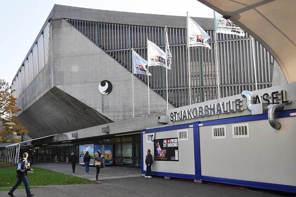 St. Jakobshalle - Basel