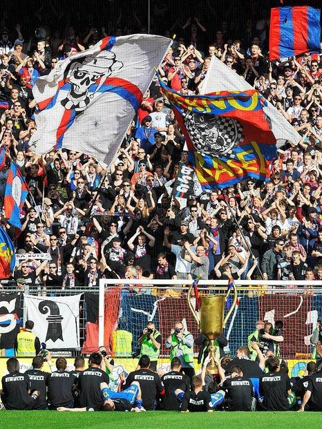 Stadion St. Jakob-Park - Basel