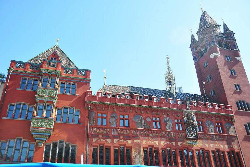 Rathaus - Basel