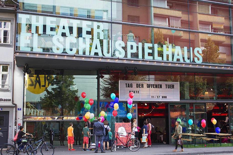 Theater Basel (Schauspielhaus) - Basel