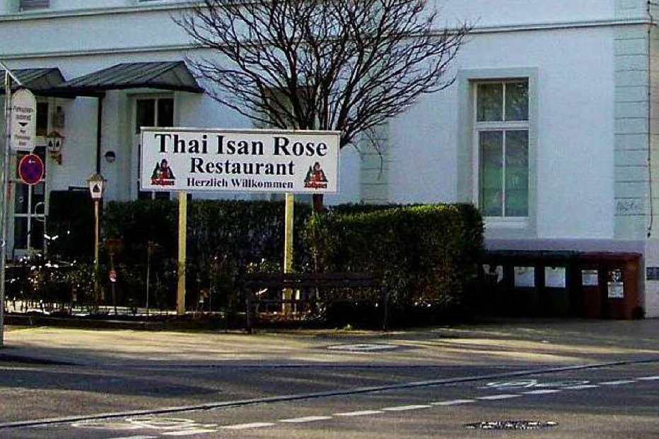 Restaurant Thai Rose - Freiburg