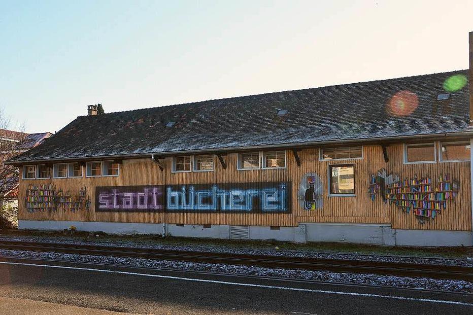 Stadtbücherei - Bad Säckingen