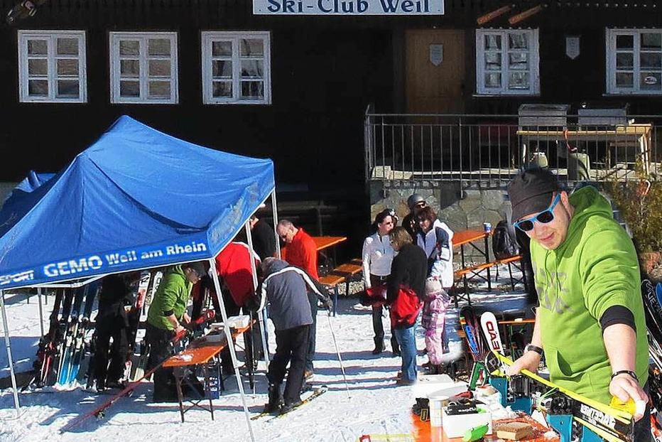 Weiler Skihütte (Todtnauberg) - Todtnau
