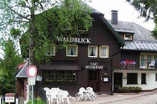 Caf� Waldblick Todtnauberg
