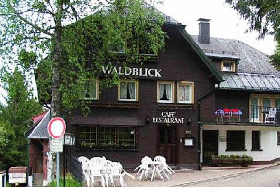 Café Waldblick Todtnauberg - Todtnau