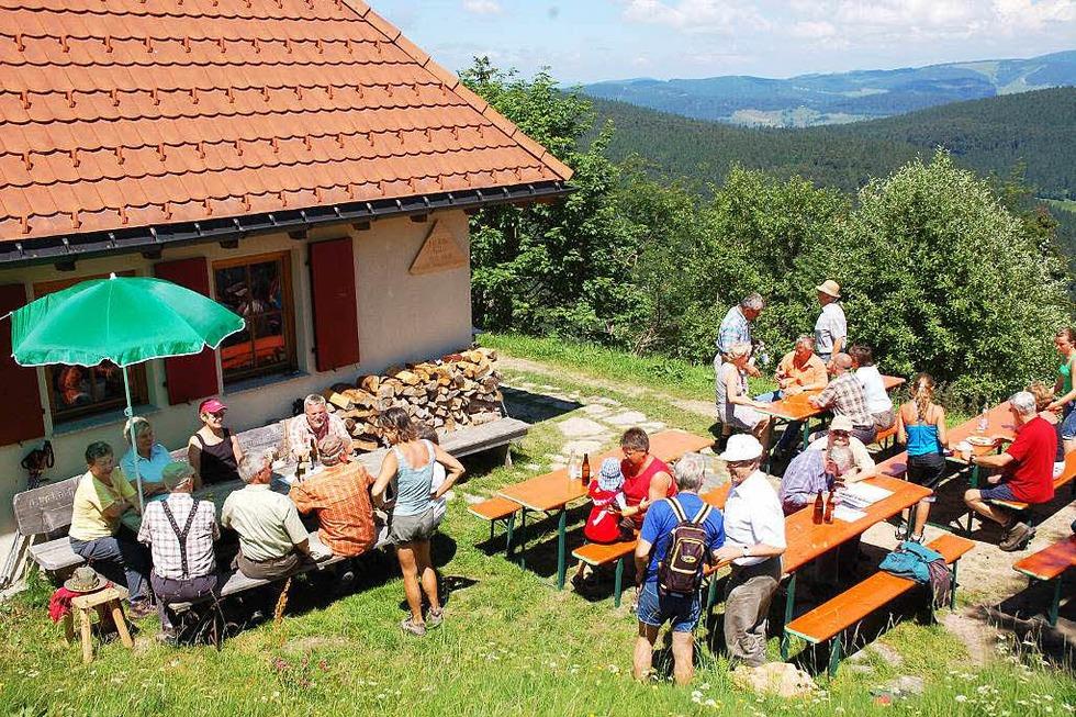 Skihütte (Kleiner Belchen) - Schönau