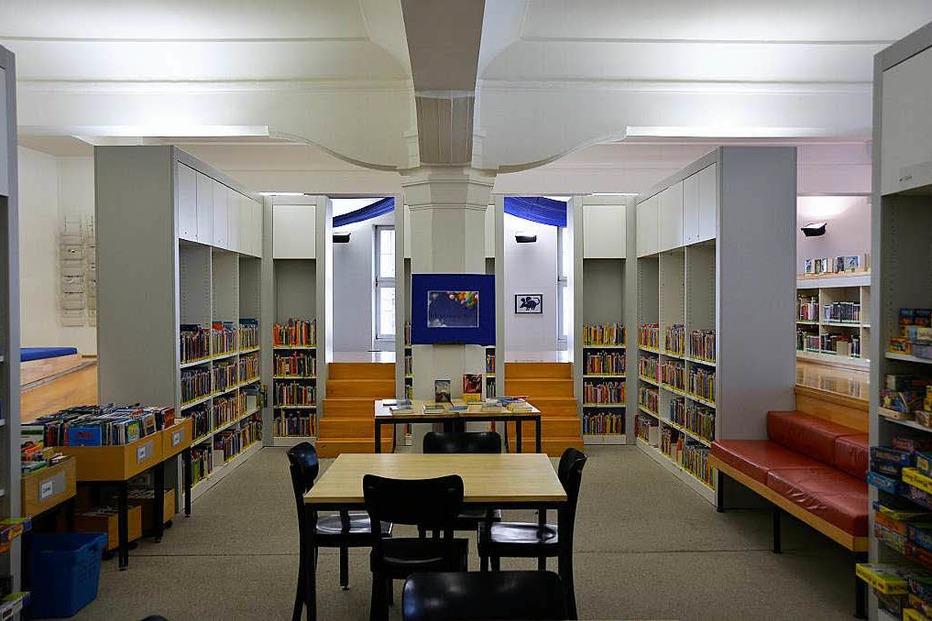 Stadtbibliothek - L�rrach