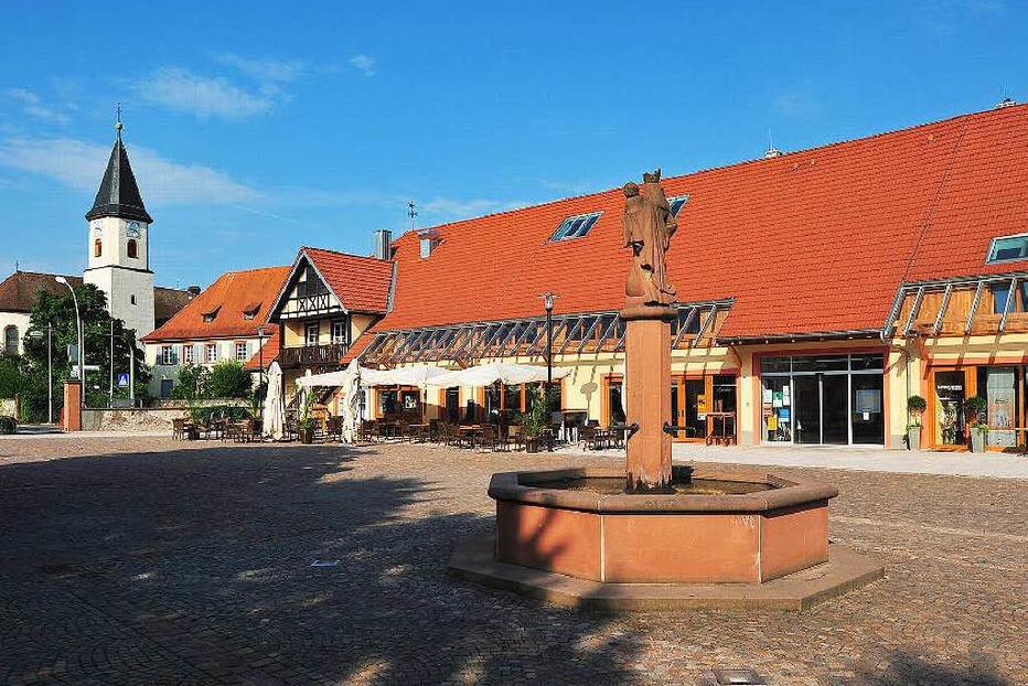 Gutshofplatz - Umkirch