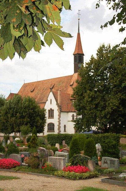 Kath. Kirche St. Josef (Brombach) - Lörrach