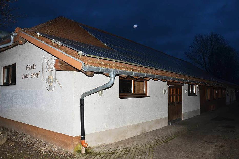 Festhalle Dreschschopf (Wasenweiler) - Ihringen