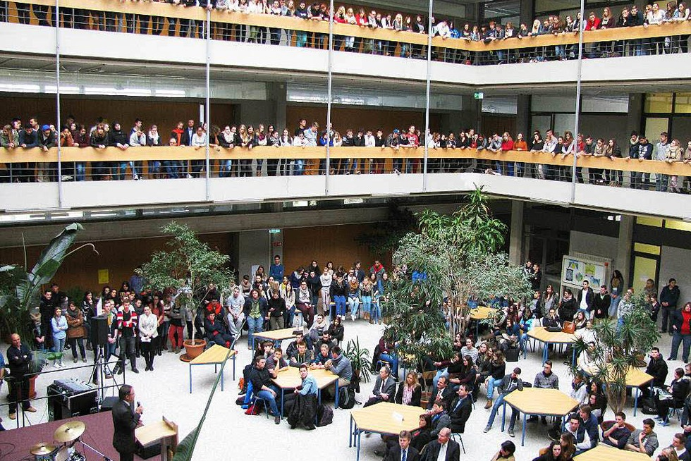 Max-Weber-Schule - Freiburg