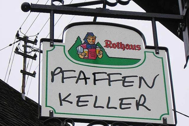 Pfaffenkeller-Hofladen (Wollbach)