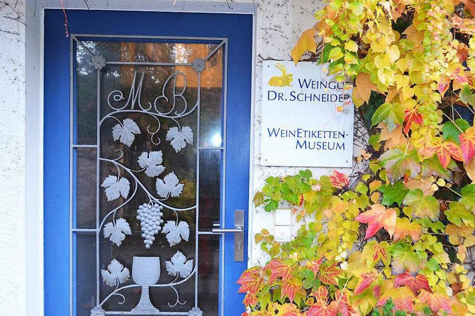 Weingut Dr. Schneider (Zunzingen) - Müllheim
