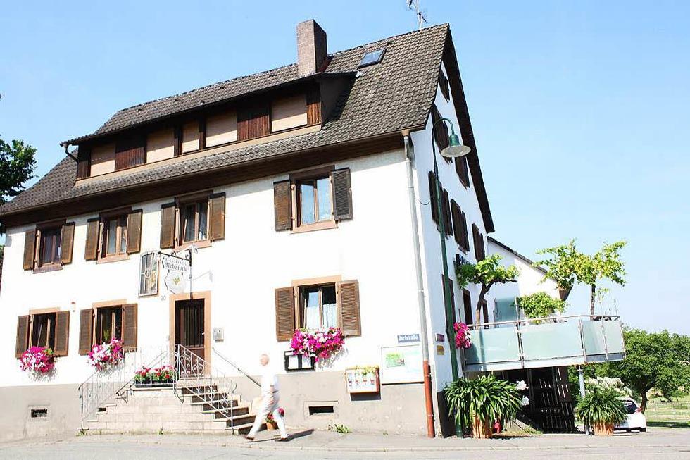 Gasthaus Rebstock - Heuweiler