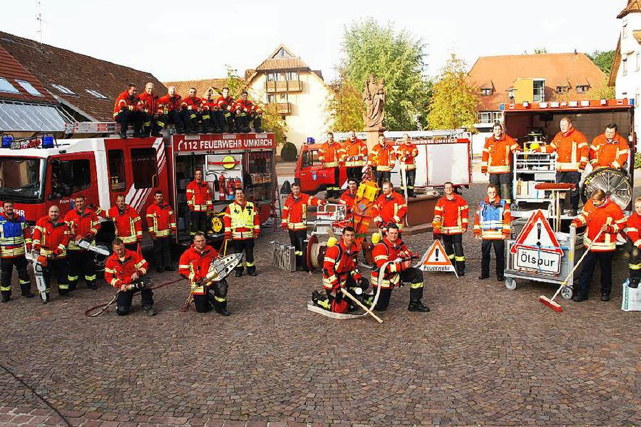 Freiwillige Feuerwehr - Umkirch