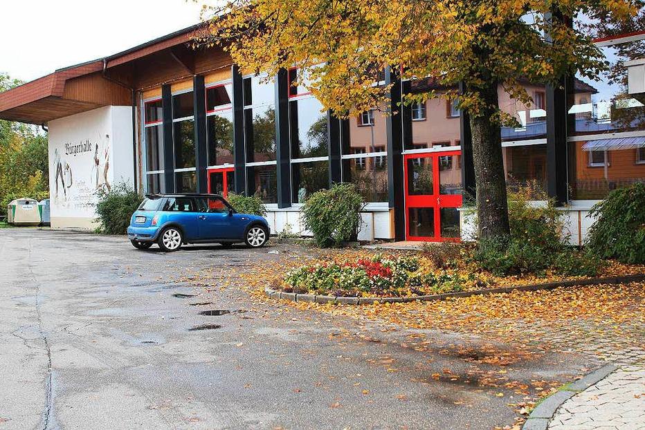 Bürgerhalle Unadingen - Löffingen
