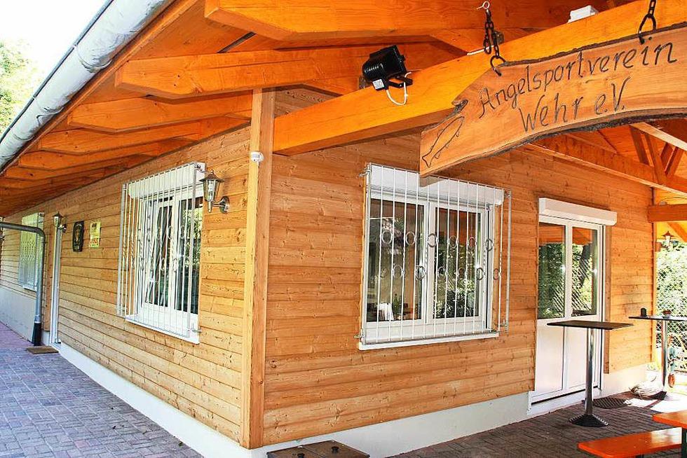 Fischerhütte - Wehr