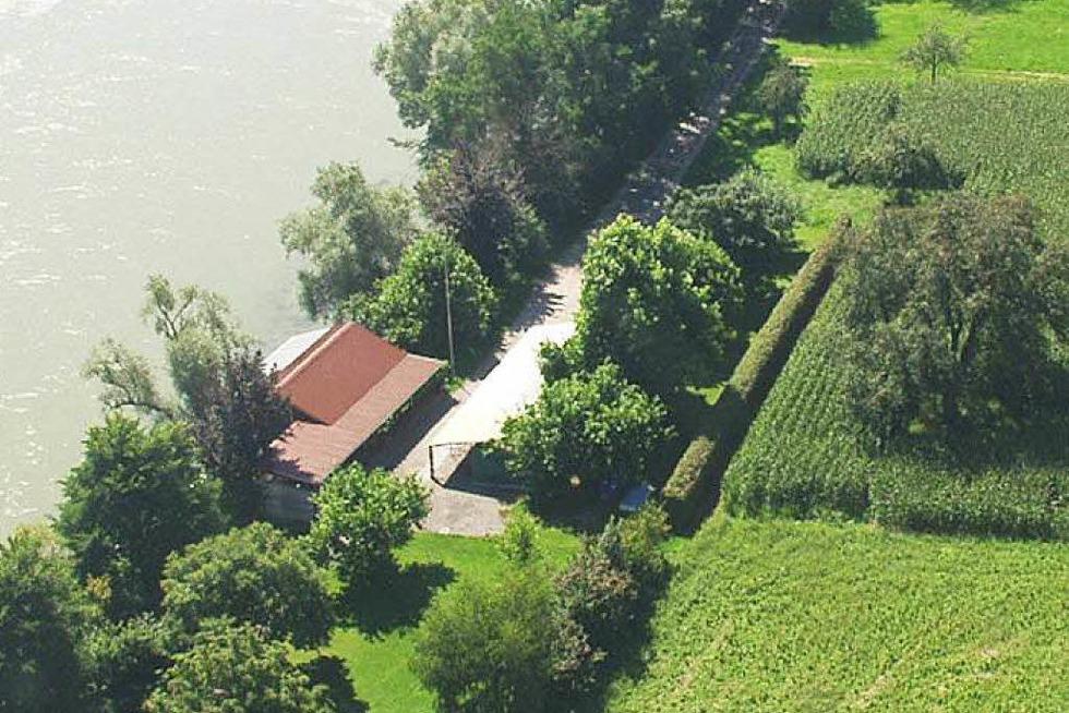 Fischerhaus Karsau-Beuggen - Rheinfelden