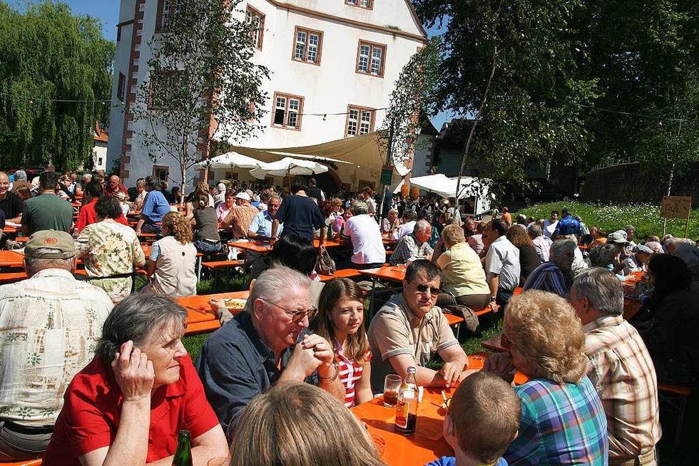 Schlosspark Schmieheim - Kippenheim