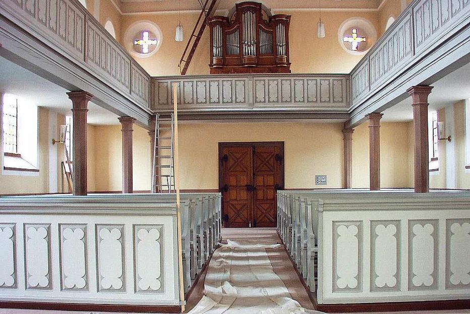 Markuskirche (Schmieheim) - Kippenheim