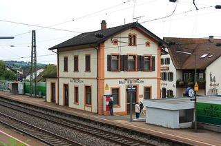 Bahnhof Bad Bellingen