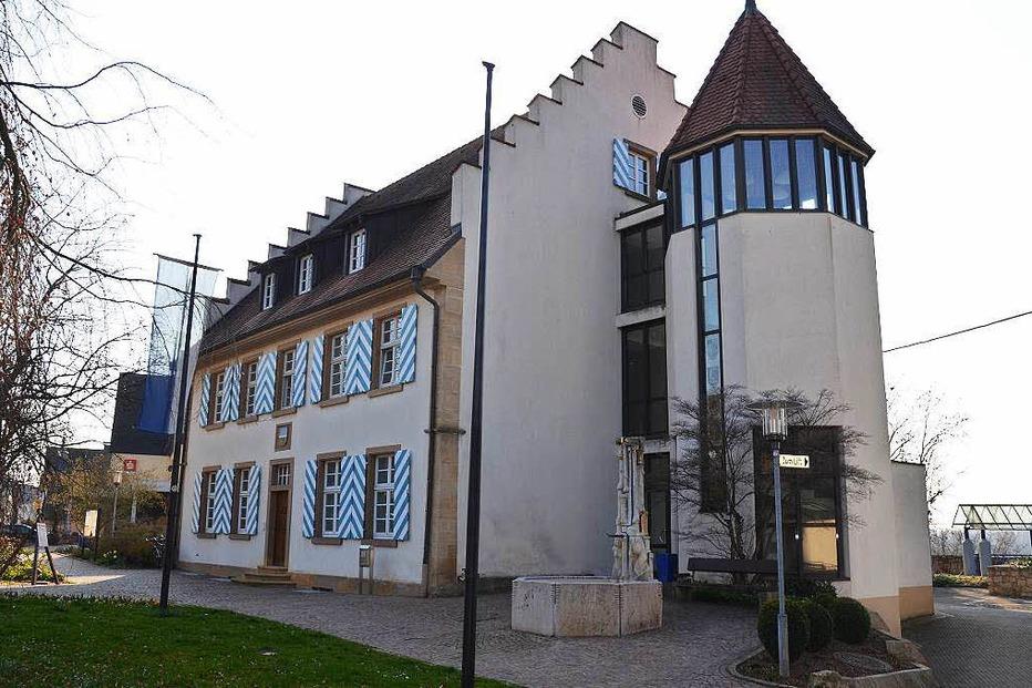 Rathaus Bad Bellingen - Bad Bellingen