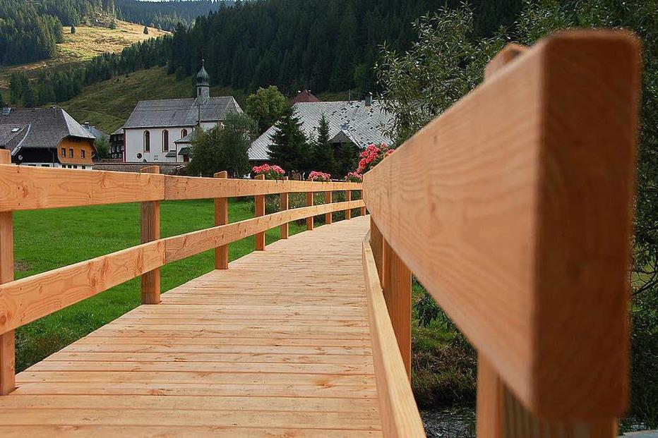 Menzenschwander Brücke - St. Blasien