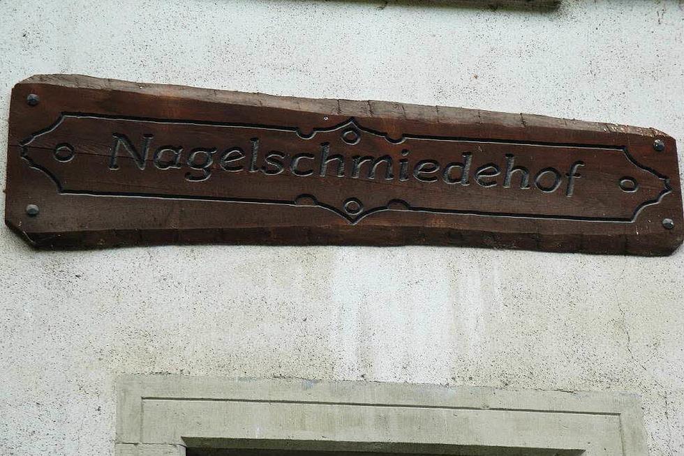 Nagelschmiedehof - Wehr