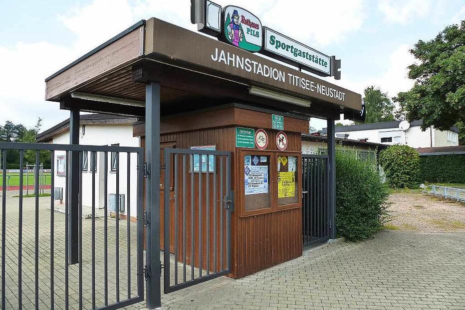 Jahnstadion Neustadt - Titisee-Neustadt