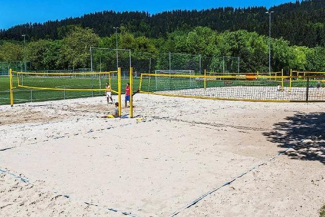 PTSV-Jahn Beach