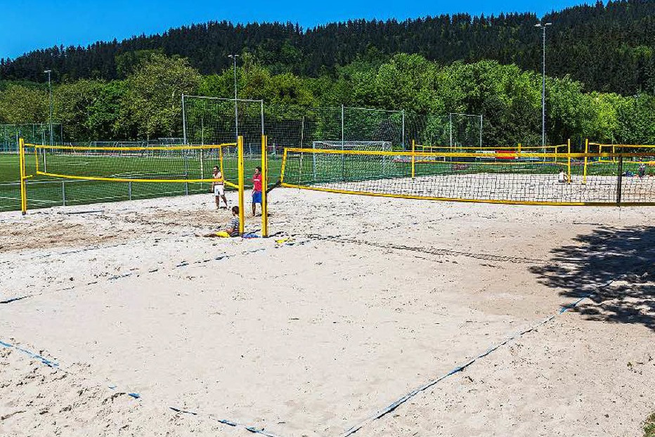 PTSV-Jahn Beach - Freiburg