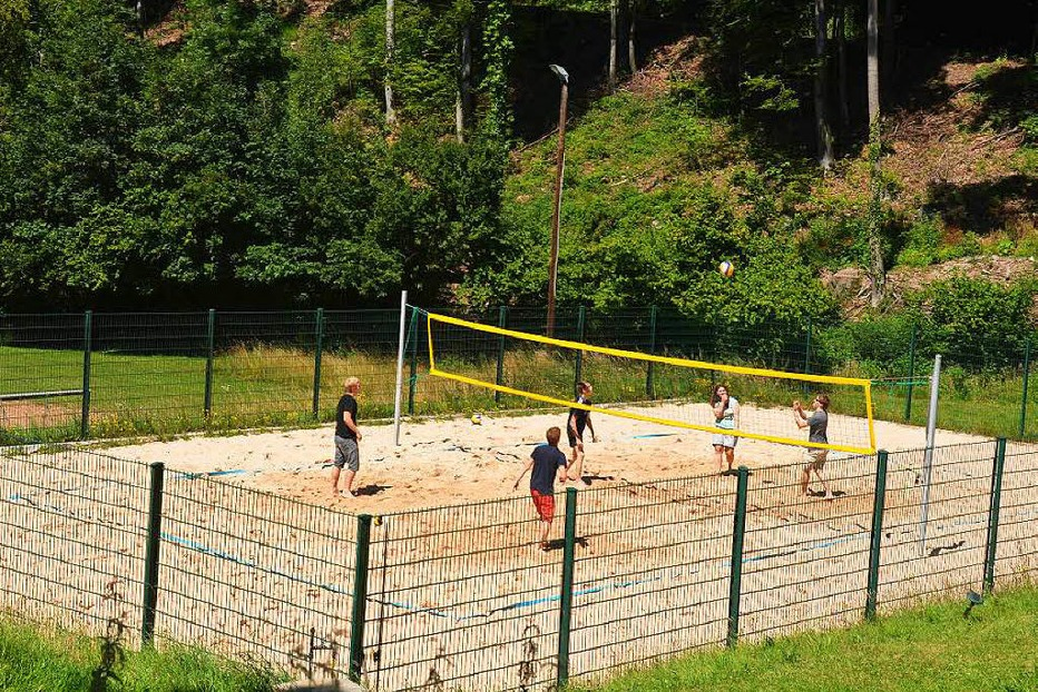 Beachvolleyballanlage - Inzlingen