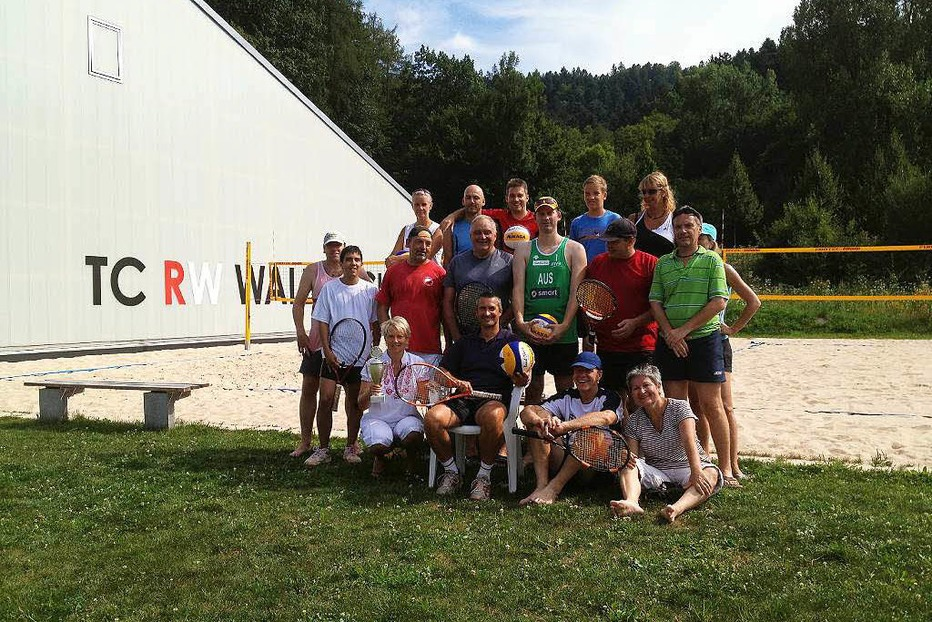Beachvolleyballplatz - Waldkirch