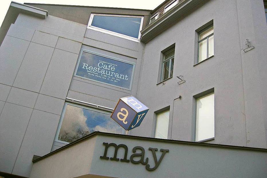 Kaufhaus May - Bad S�ckingen
